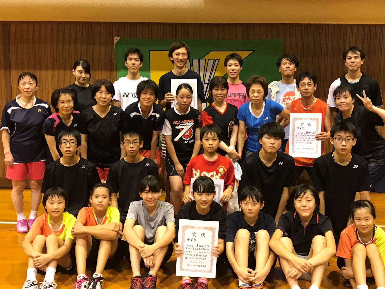 令和1年度第41回小松市長杯団体選手権大会【一般・混合の部】